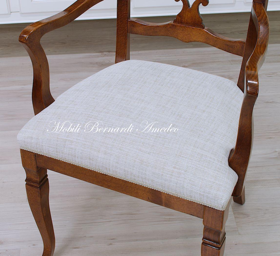 Sedie capotavola great sedie e capotavola classiche e - Sedie capotavola ...