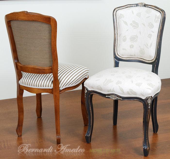 24 sedie e poltroncine iv sedie poltroncine divanetti - Sedie per interni ...