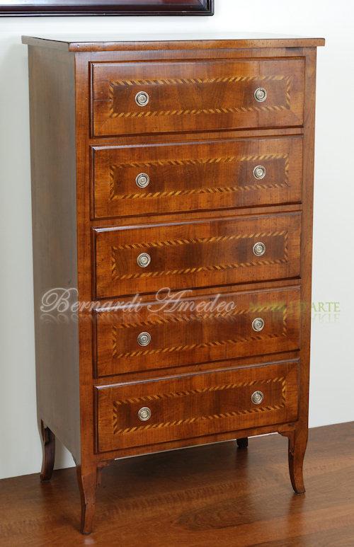 Cassettiere in legno vecchio mobili da entrata - Mobili legno vecchio ...