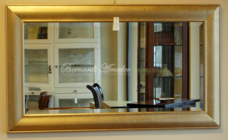 Specchiere complementi - Specchio con cornice dorata ...