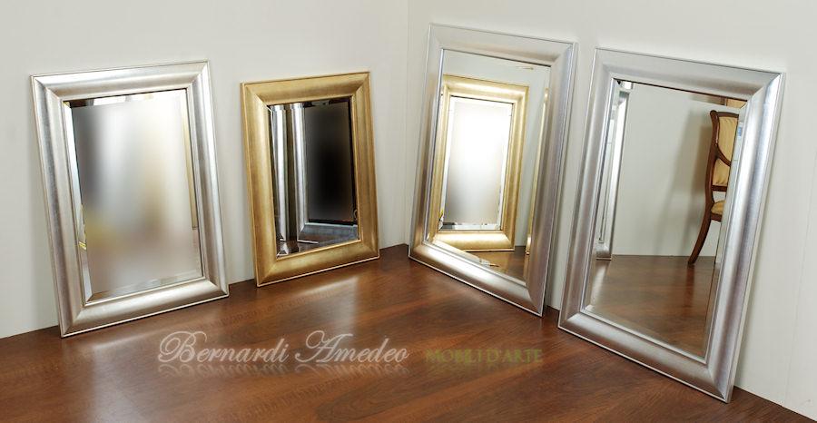 Specchiere complementi - Specchi con cornice argento ikea ...