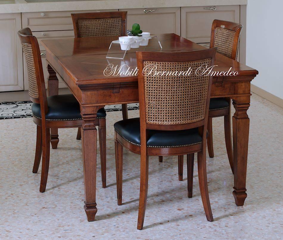 Tavoli Allungabili Classici.Tavolo Classico Allungabile 14 Tavoli