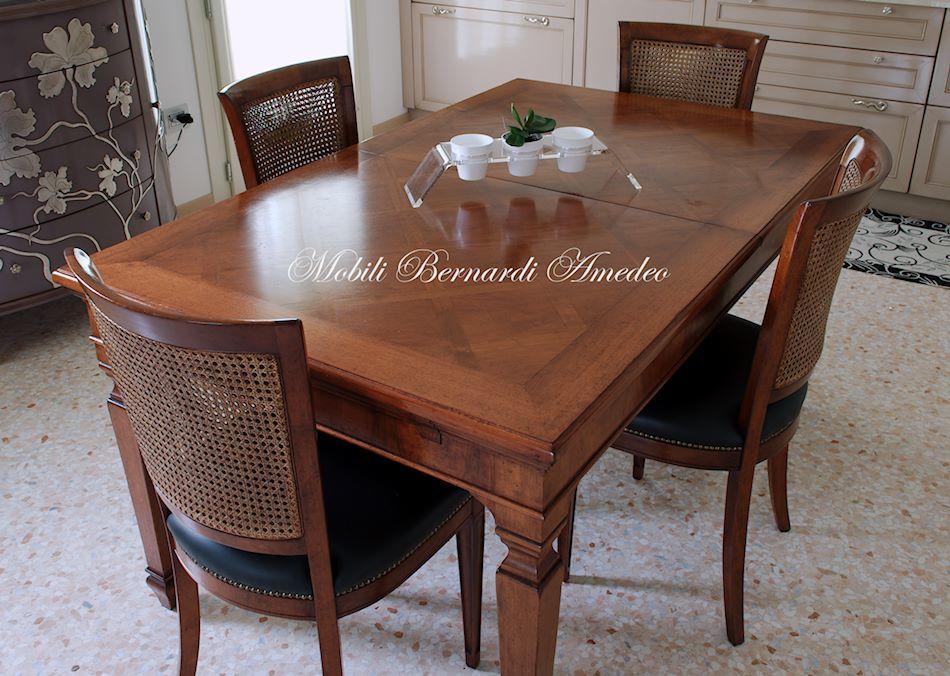 tavolo classico allungabile 14 tavoli On tavoli classici