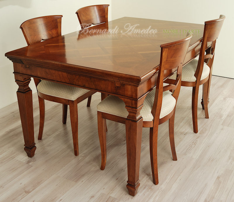 Tavolo classico allungabile 14 | Tavoli