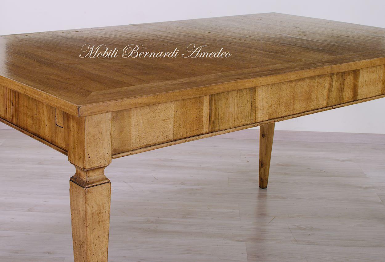 tavoli con allunghe - 21 | tavoli - Tavolo Allungabile Rettangolare