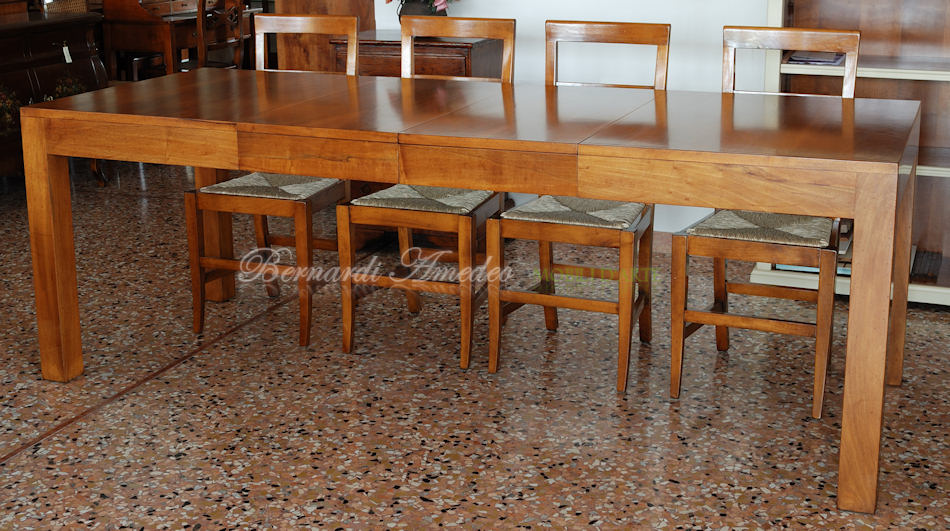 Tavoli allungabili in legno 13 | Tavoli