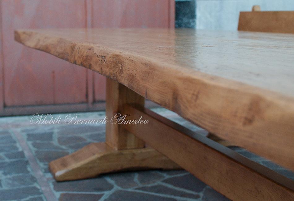 Tavoli fratino 3 tavoli for Tavolo legno grezzo prezzo