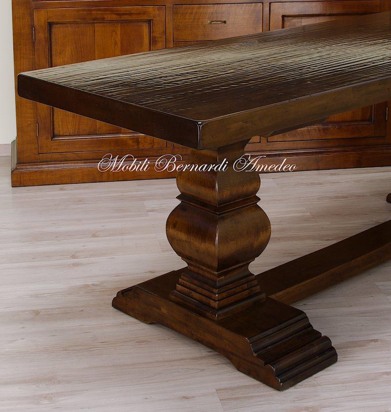 Tavoli fratino 4 tavoli - Piedi per tavolo in legno ...