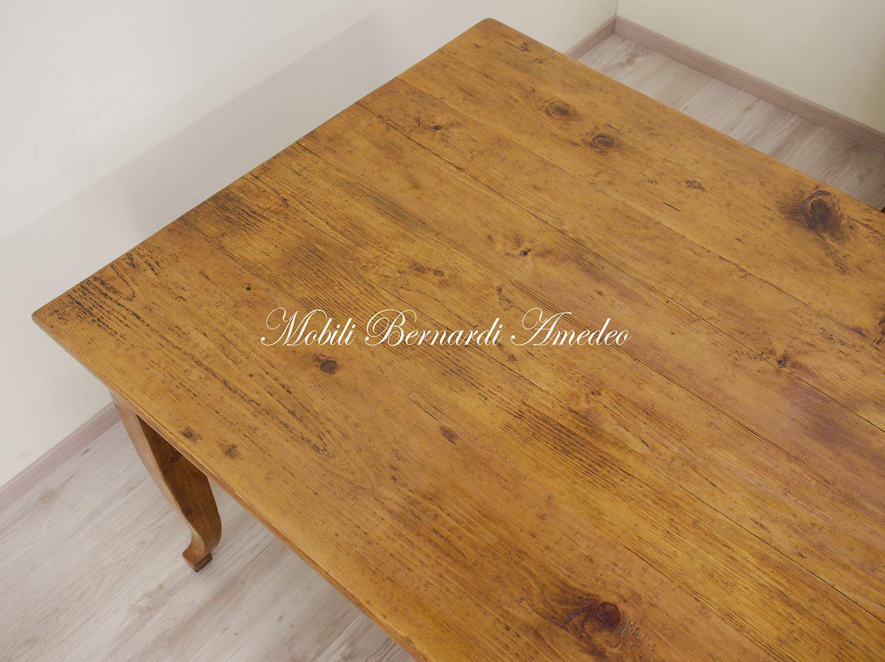 Vecchio tavolo legno la scelta giusta variata sul - Tavoli in legno vecchio ...