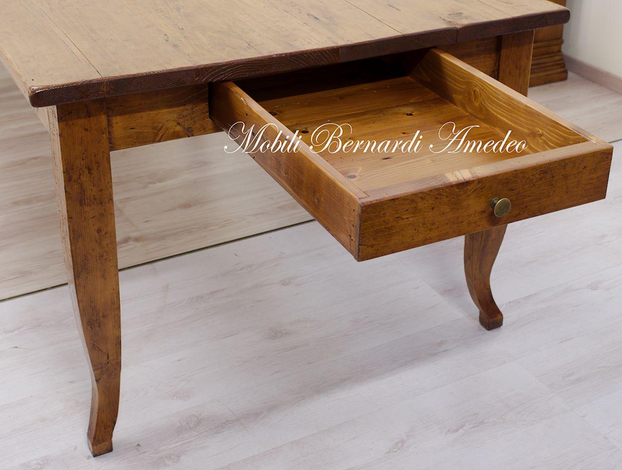 Produzione Mobili In Legno Riciclato : Tavoli in legno massello vecchio riciclato recuperato tavoli