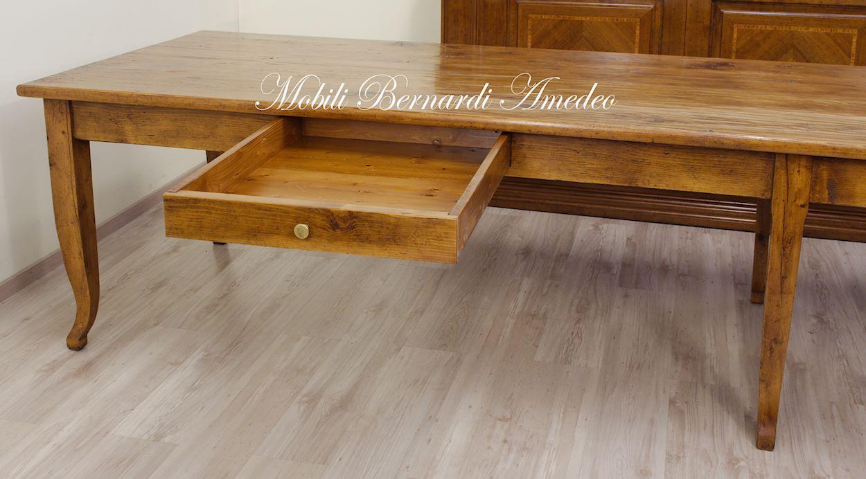 Mobili Legno Recuperato : Tavoli in legno massello vecchio riciclato recuperato tavoli