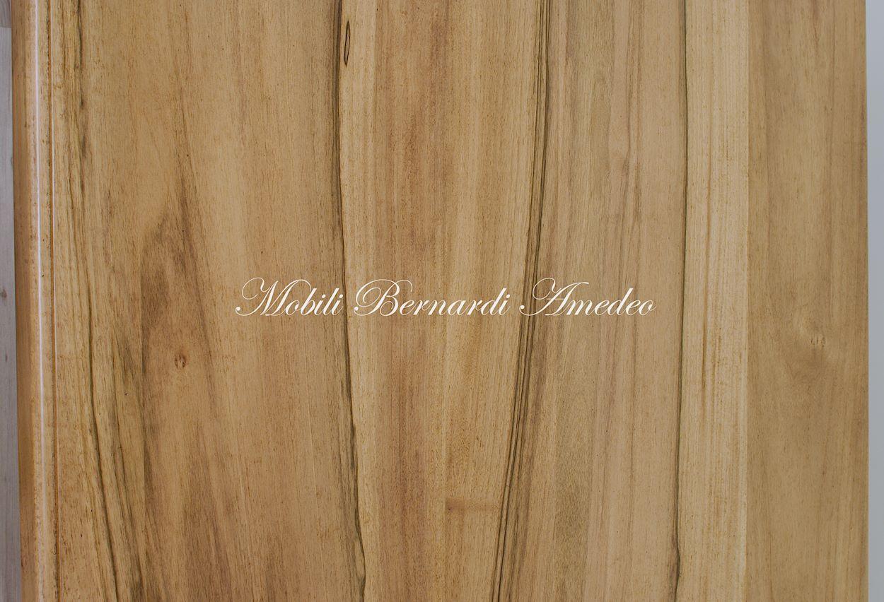 Legno Naturale Chiaro : Tavoli da pranzo in legno massello tavoli