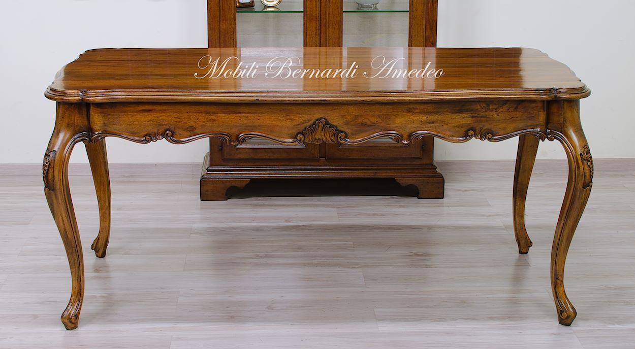 Altri tavoli tavoli - Tavolo in noce massello ...