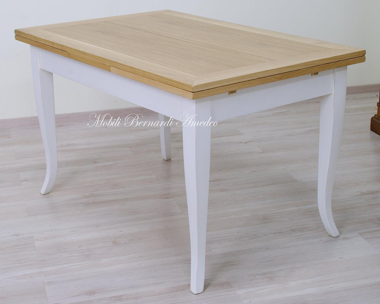 Tavoli allungabili piccoli in stile tavoli - Consolle tavolo allungabile ikea ...