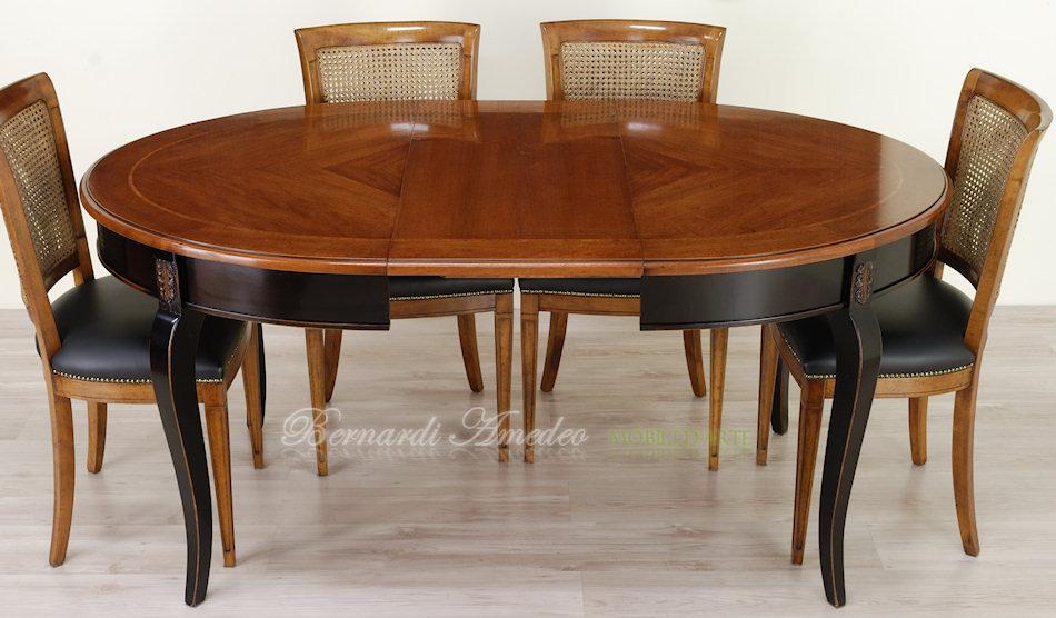 Tavoli rotondi e ovali allungabili 3 | Tavoli