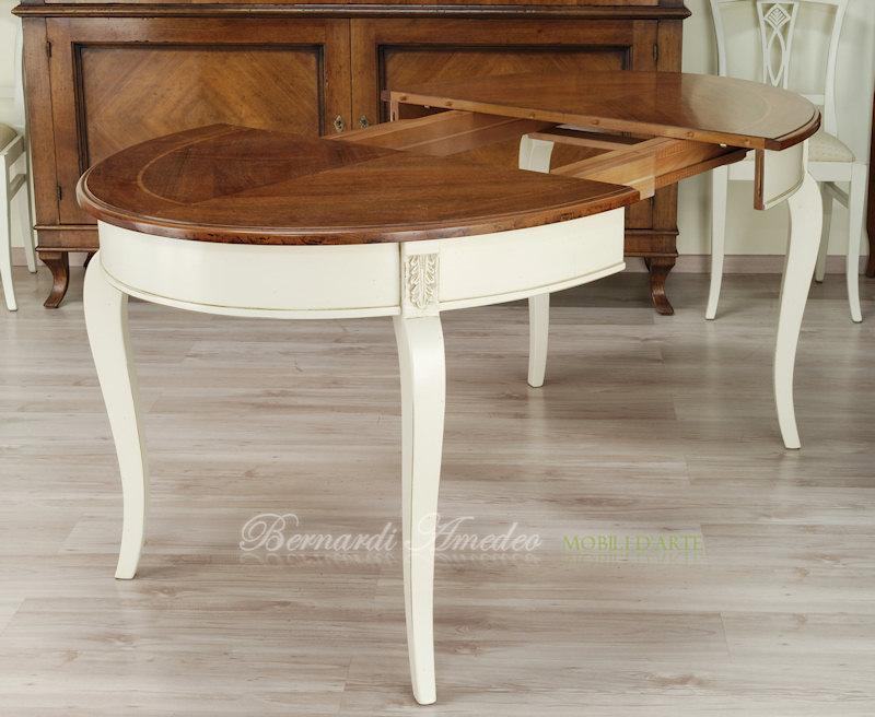 Tavoli ovali allungabili la scelta giusta variata sul for Tavoli ovali allungabili design