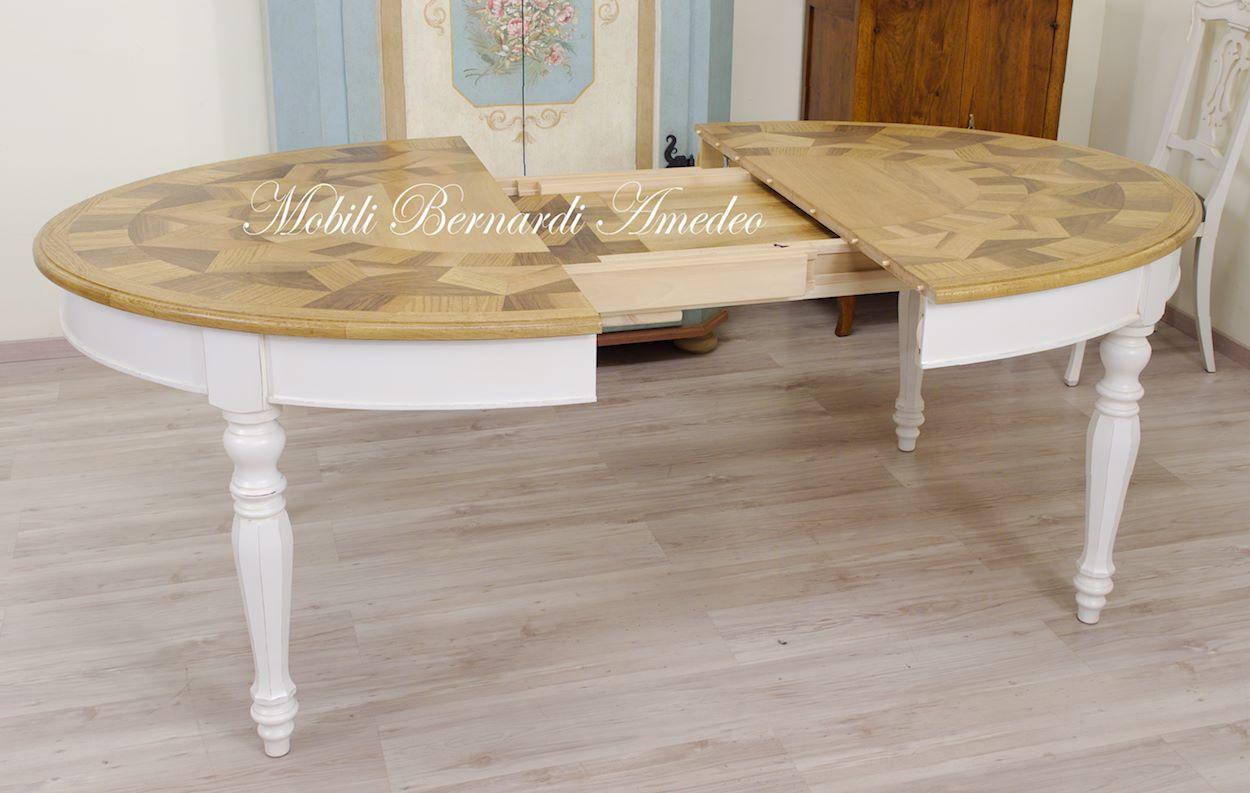 Tavoli ovali allungabili 9 tavoli - Tavolo riunioni ovale ikea ...