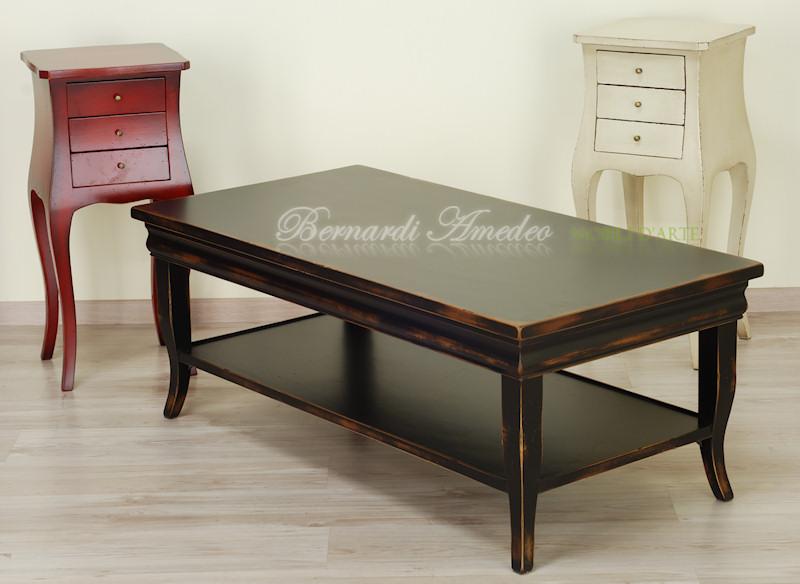Tavolini da salotto laccati tavolini for Tavolini da salotto apribili