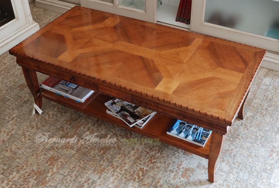 Tavolini da salotto 5 tavolini for Tavolini legno salotto