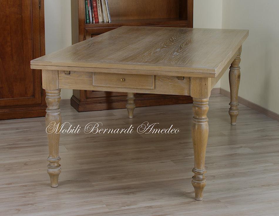 tavoli allungabili in rovere 18 | tavoli - Tavolini Da Cucina