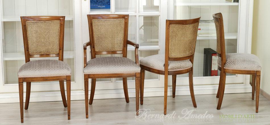 Tessuti e rivestimenti per sedie sedie poltroncine divanetti for Poltroncine in pelle