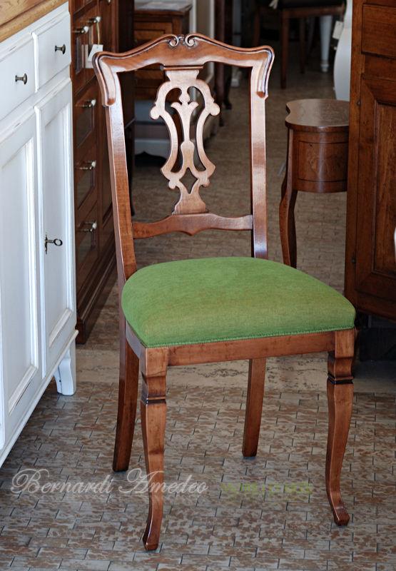 Tessuti e rivestimenti per sedie | Sedie poltroncine divanetti