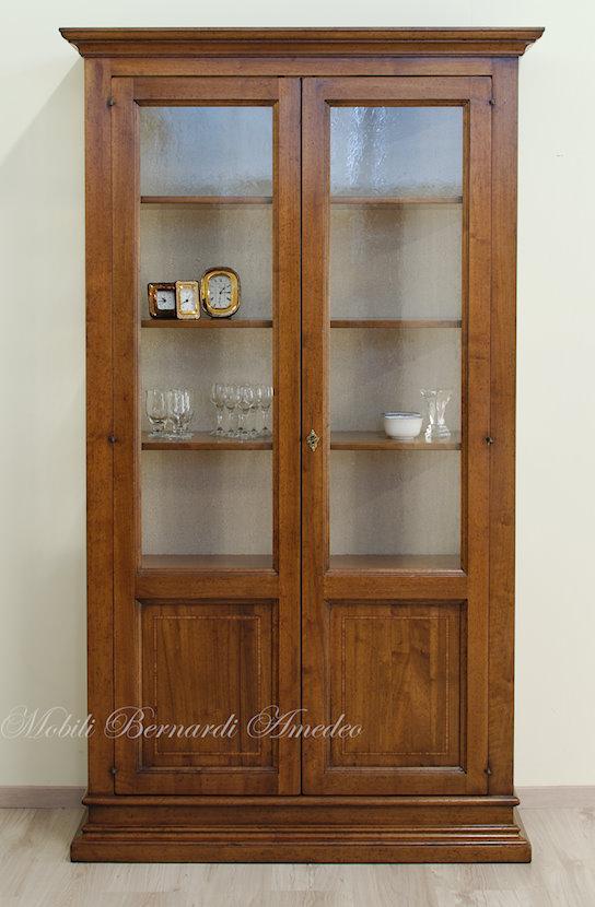 vetrine in noce per credenzoni 2 | vetrine - Vetrine Soggiorno Mondo Convenienza 2