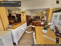 virtual tour del negozio via google